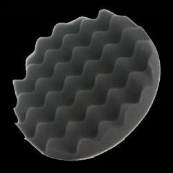 BLACK WAFFLE MACHINE PAD